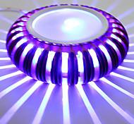 3 Интегрированный светодиод Модерн Электропокрытие Особенность for Светодиодная лампа Мини Лампа входит в комплект,Рассеянныйнастенный