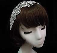 Women's Lace/Rhinestone Headpiece - Special Occasion Headbands