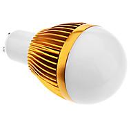 GU10 2 W 12 SMD 5050 180 LM Warm White A Globe Bulbs AC 85-265 V