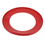 Cool Pure Color Ring Shape Environmental Rubber Frisbee for Dogs (Assorted Colors)