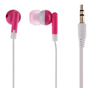 WJ-108 Cute Earphone for iPod (Assorted Colors)