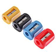 Colorful Plastic Manual Pencil Sharpener