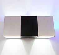 2 Интегрированный светодиод Модерн Электропокрытие Особенность for Светодиодная лампа Мини Лампа входит в комплект,Рассеянныйнастенный