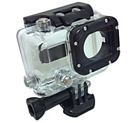 Gopro Accessories Protective Case For Gopro Hero 3 Plastic Black / Transparent