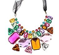 z&colar jóia X® exagerada colar da mulher