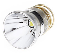 5-Mode del CREE-XM-L T6 LED del bulbo de superficie lisa