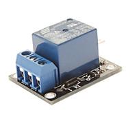 (For Arduino) 5V Relay Module for SCM Development/ Home Appliance Control - Black + Blue