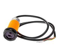 IR Interruptor del sensor de infrarrojos con los anillos fijos - Naranja + Negro
