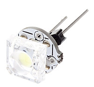 G4 0.5W 12LM 6000K Cool White Light LED Bulb for Car (12V)