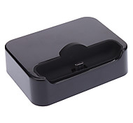 Portable Charging Docking Station with Silicone Base Protector for Samsung Galaxy S2 I9100 (Assorted Colors)