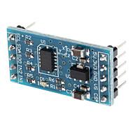 MMA7455 Digital Acceleration Tilt Angle Sensor Module I2C/SPI