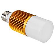 E27 5W 400-450LM 3000-3500K lumière blanche chaude Ampoule LED spot (220V)