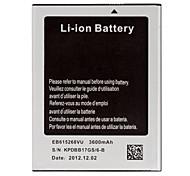 Batteria speciale per Triton Pad Android 4.1 Dual Core per smartphone da 6.0 pollici