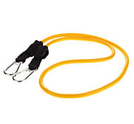10-Pound Durable Fitness Training Latex Tensile Rope(Yellow)