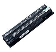 Bateria 4400mAh para Dell XPS 14 L401X 312-1123 j70w7 jwphf (11.1v, preto)