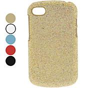 Shimmering Powder Designed PC Hard Case for BlackBerry Q10 (Assorted Colors)