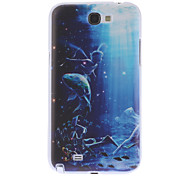 Fische Pattern Hard Case für Samsung Galaxy N7100 Note 2