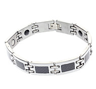 Stainless steel TTR Health Protection Bracelet