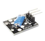 Mini (For Arduino) Tilt Switch Sensor Module - Black + Blue