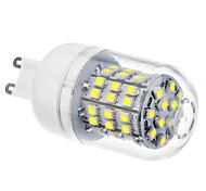 daiwl G9 3.5W 60xsmd3528 300-320lm 6000-6500K luz blanca natural bombilla LED de maíz (110 / 220v)