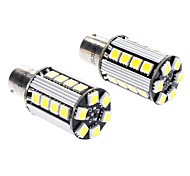 1156 Car White 5W SMD 5050 6000-6500 Turn Signal Light Brake Light