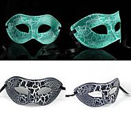 Flaw Desian Masquerade Mask