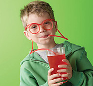Novelty Design Soft Straw Glasses Drinking Tube