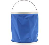 11L Folding balde de água Transportadora para carro