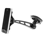 ABS Mount téléphone de voiture réglable avec support adhésif pour iPhone 5 et autres