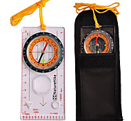 Professional Map Measure Multifunctional Compass with Pendant