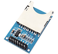 SD Card Reading Writing Storage Board Module (Supports SDIO and SPI)
