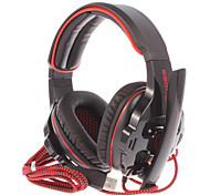 SADES SA-903 Headphone USB Over Ear Gaming  with Mic and Remote Control for PC 7.1 Sound Effect Over-Ear