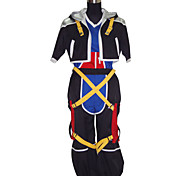 sora normale forma costume cosplay