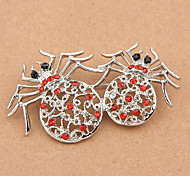 Spider Brooch(Random Color)