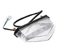 Impermeable Luz trasera Luz de 10 LED para la motocicleta