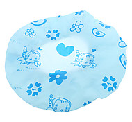 Cartoon Style Shower Cap (Random Color)