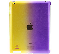 Doppia Colori 3D Water Drops pattern cassa dura del PC per iPad 2/3/4
