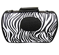 Africa Zebra Stripe Pattern Carrier Bag with Straps for Pets Dogs (Assorted Sizes)