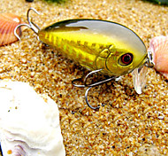Trulinoya-Hard Mini Bait Crank 50mm/8g/0.8m Fishing Lure