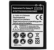 1700mAh Replace Li-ion Battery for Samsung M930/S5820/T589/T759 (3.7V)