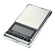 Mini Precision Digital Pocket Scale (100g Max / 0.01g)