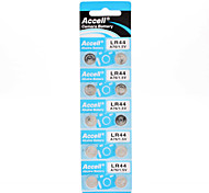 LR44 A76/1.5V Alkaline Watch Battery (10pcs)