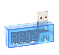 USB Car Charger Doktor Spannung Strom Detection Tool (3.5V-7.0V, 0-3A)