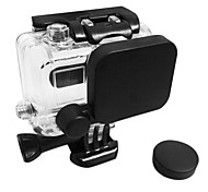 Material ABS Lens Cap for GOPRO Hero3