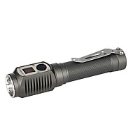 Jetbeam DDC20 LED Flashlight with CREE XP-G2 R5 LED 500 Lumens - Uses 2 x CR123 or 1 x 18650 Battery