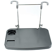 In-Car Uso Back Seat Laptop Desk para Carros (35.5x22cm)