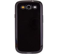 Solide Colored Hard Case mit HD Screen Protector für Samsung Galaxy S3 I9300 (verschiedene Farben)
