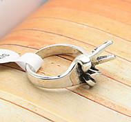 Unisex Palm Shape Ring(Random Color)