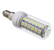 8W E14 LED Corn Lights T 48 SMD 5050 650 lm Cool White V