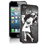 Love Pattern 3D Effect Case for iPhone5